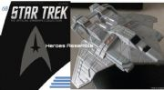 Star Trek Official Starships Collection #068 Federation Fighter Eaglemoss